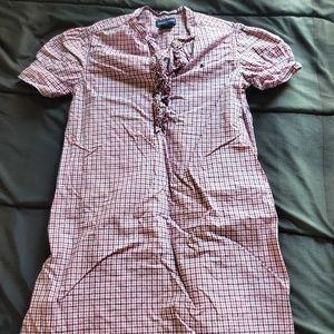 girl 12 Ralph Lauren dress